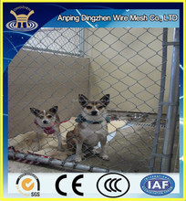 cheap galvanized chain link dog kennel and dog run