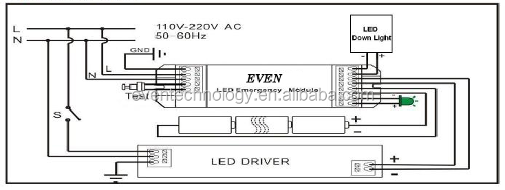 non maintained emergency lighting wiring diagram  non  get