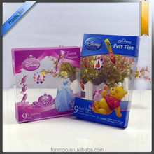 Manufacturer plastic packaging box , safety box plastic toy supplier