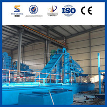 Gold Production Equipment/Gold Dredge/Gold Bucket Dredge for sale from SINOLINKING