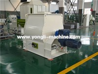 Animal feed mixer mill /Chicken Feed Mixing and Crushing Machine