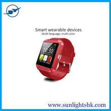 Sport watch U8 bluetooth smart wrist watch phone dz09 gt08 gw300 q8 zy06 jy18 a1 v8 u8 smart watch