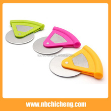 Hot sell Plastic Colorful Pizza Cutter