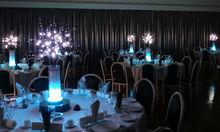 LED decoration light for wedding/led wedding decoration/led light table decoration