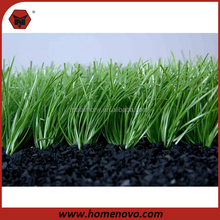 2015 High Quality 45mm Pile Height Apple Green Artificial Grass For Soccer Pitch