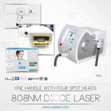 Newest model VD55 laser machine hair removal