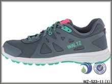 breathable mesh upper OEM women sport shoe/running shoe/training shoe
