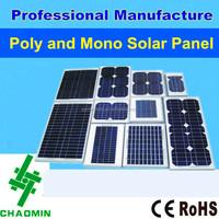 Mono Solar panel price 5w~300w for solar system