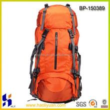 Fashion durable waterproof hiking backpack