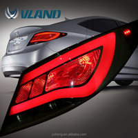 China supplier auto car accessories 12V car led lights for hyundai acent tail light