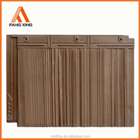 high grade house synthetic slate roof cover materials
