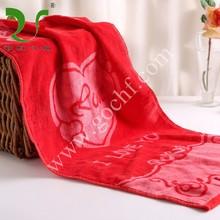 100% cotton plush yarn dyed jacquard terry velour beach towel