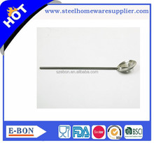 New design Stainless steel hollow out Mixing spoon