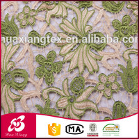 China Manufacturer 10 years experience Soft lace fabric bandung
