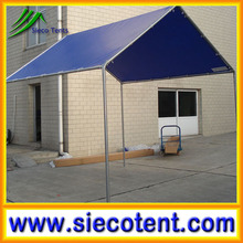 2015 good quality outdoor modern metal car canopy