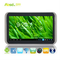 2014 new 9inch tablet pc arrival-S99 kindle fire hdx tablet sim internal 3g with tv function bluetooth watch for android tablet