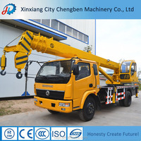 ADVANCED REMOTE CONTROL SYSTEM MOBILE CRANE 10 TONS