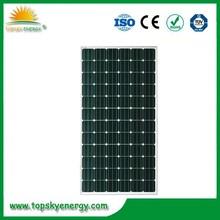 2015 High efficiency CE,TUV,CSA,ISO A grade good price 300w mono solar panel