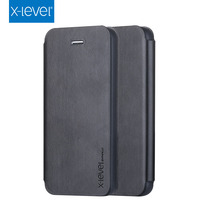 X-Level beauty leather case mobile phone wallet case for iphone 5 s