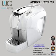 Compatible Nespresso capsule coffee machine 110V 120V
