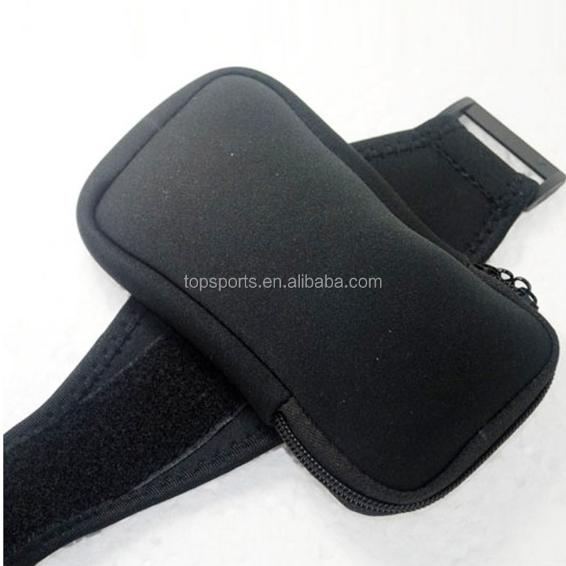 New product Running neoprene sport armband case for mobile phone