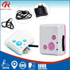 global smallest micro human gps tracking device with SIM card phone