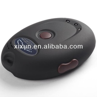Xexun online call location tracker XT107 with 2 ways communcation free Andriod and IOS monitoring software