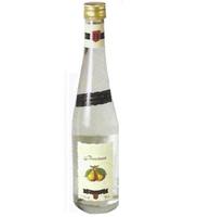 Schnapps pear 0.7 litre / 700ml spirit - glass bottle - 37.5% vol. Origin: Germany