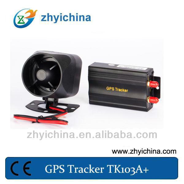 Briceño seguridad gps tracker rastreador párrafo carros perseguidor de los gps con el monitoreo y la tarjeta sim dual tk103a+