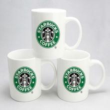 Custom made sublimation photo coffee mug