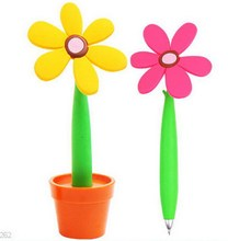 Factory directly sell new arrival latest design plastic ball pen with small plastic clip