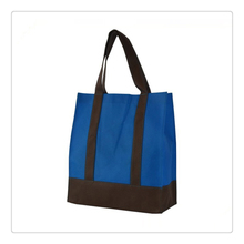 Non woven tote bag Environmental pp non woven shopping bag