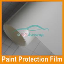 Factory sales Self-Adhesive high transparent pvc vinyl 1.52*15m car paint protective film