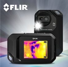 FLIR C2 compact pocket-sized thermal infrared camera,powerful FLIR C2 infrared thermal imager with usb