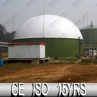 Customized Septic Tank Biogas, Production Of Biogas From Waste