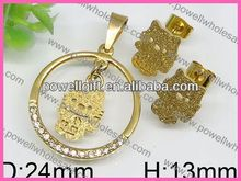 joyería de la joyería joyería de la boda de configuración de piezas de fundición