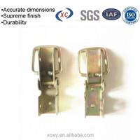 XCWY Custom design metal stamping steel buckle