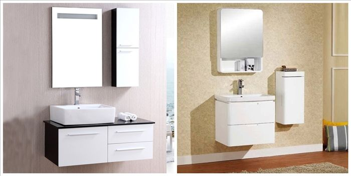 washbasin cabinet with mirror 1