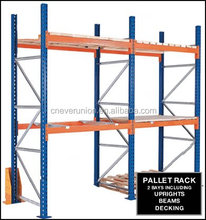 warehouse logistics commercial stainless steel shelves
