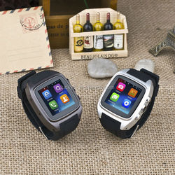 3g Android 4.2 Smart Watch Phone with WIFI GPS Cell Mobile Phone Touch Screen X01 smartphone