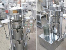 coconut oil plant, soybean, peanut oil hydraulic olive oil press machine for sale in the oil production line,