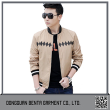 Buy Direct From China Wholesale baseball jacket leather sleeves