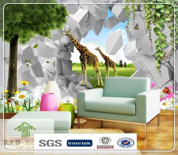 Bubble mur panneau d'eau, Résistant au feu panneau mural décoratif, 3d panneau mural bambou