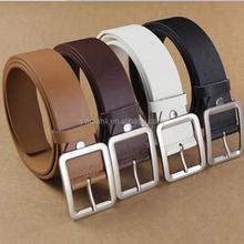 2016 HOT selling PU leather belt ,cheaper pu belt for men