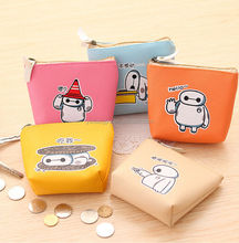 The new style purse coin bag coin purse Super Marines printing Wallets for coin/phone/card