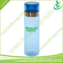 750ml tritan wholesale black plastic water bottle