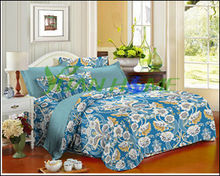 Stock Polyester Filling High Style KING /FULL/QUEEN Size Jacquard Comforter (YHC 6001)