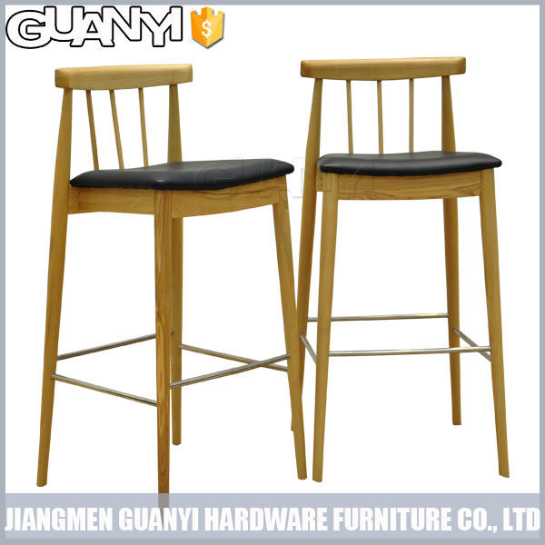 wood bar stools bar stool footrest rails replacement rails  : hotel bar stools with wood legs from quoteimg.com size 600 x 600 jpeg 54kB