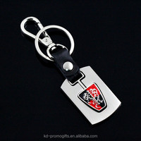 Retail Hot Selling Cheap Car Key chain Custom Car Logo Keychain Car Brand Metal Keychain