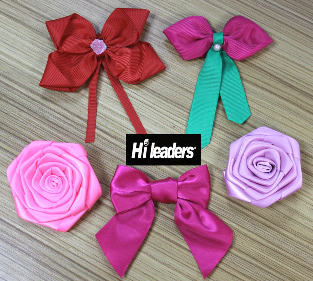 Roses of satin ribbons (photo). How to make a rose with your own hands 84